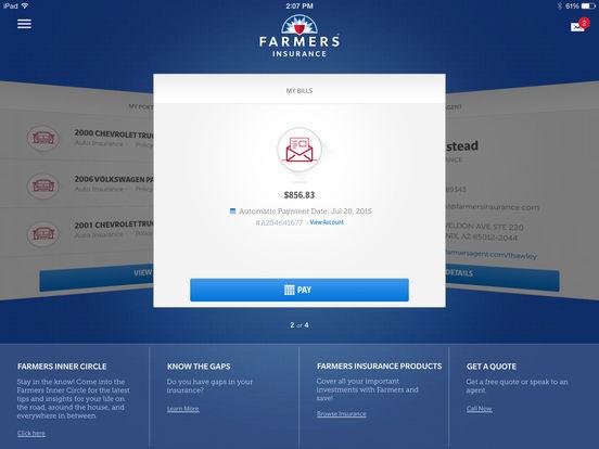 iFarmers iPad Screenshot 1