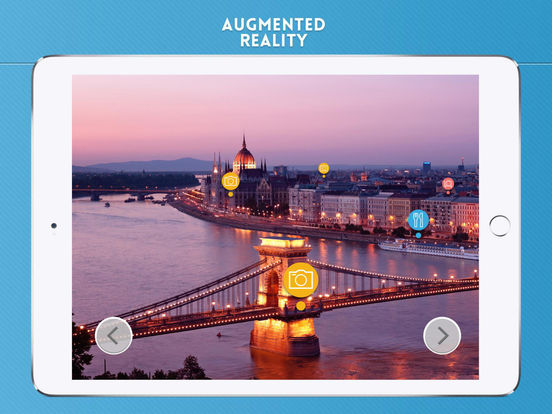 Budapest: Travel Guide iPad Screenshot 2