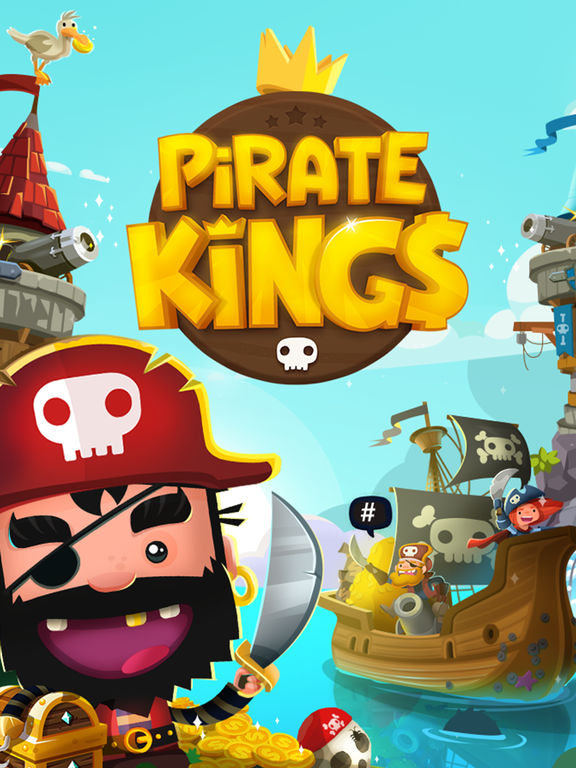 ipad pirate games