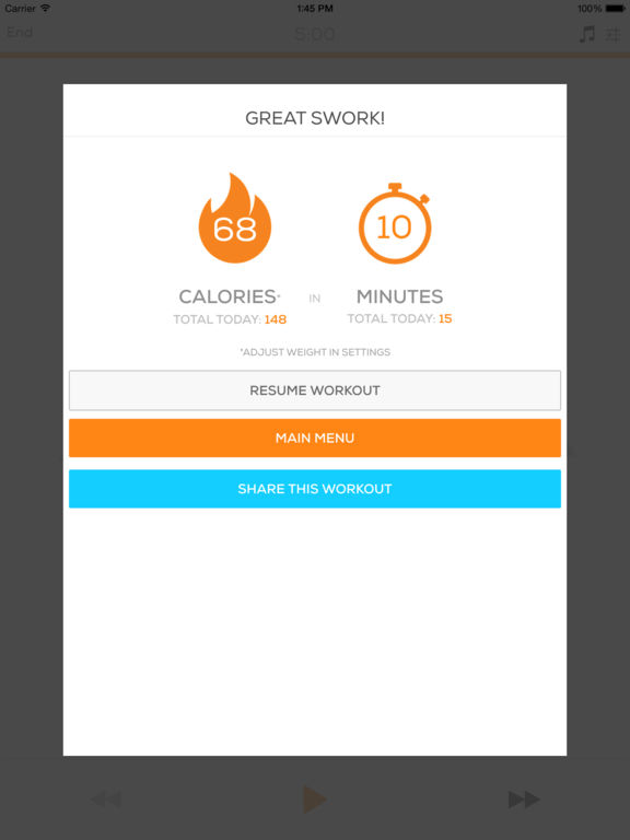 Ab Core Sworkit Free Workout Trainer For Six Pack Abs And Back Strength Screenshot