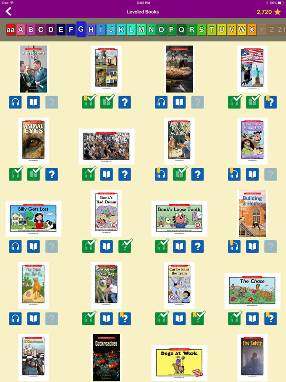 Raz-Kids screenshot