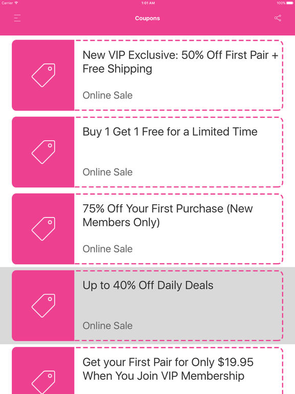 ShoeDazzle CA Black Friday Deals Don't miss out on Black Friday discounts, sales, promo codes, coupons, and more from ShoeDazzle CA! Check here for any early-bird specials and the official ShoeDazzle CA sale. Don't forget to check for any Black Friday free shipping offers!