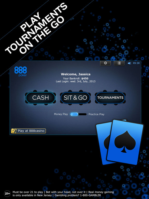 Nj poker apps android