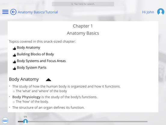 Body Anatomy Reference iPad Screenshot 4