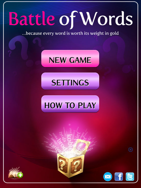 Battle of Words - Party Game Screenshots