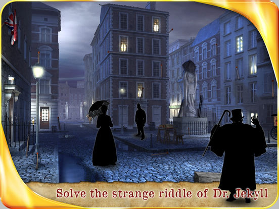 Dr Jekyll and Mr Hyde - Extended Edition - HD iPad Screenshot 1