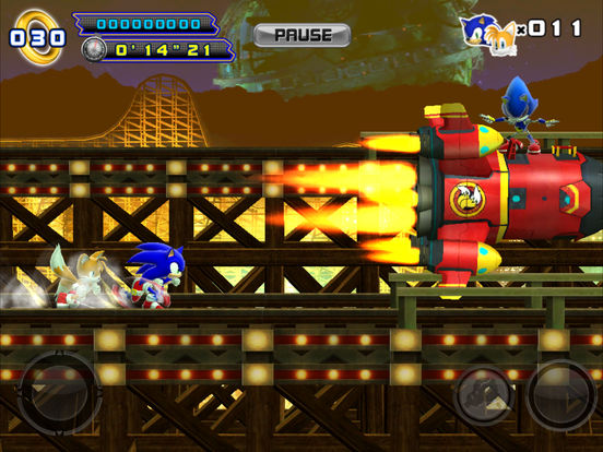 Sonic The Hedgehog 4™ Episode II Screenshots