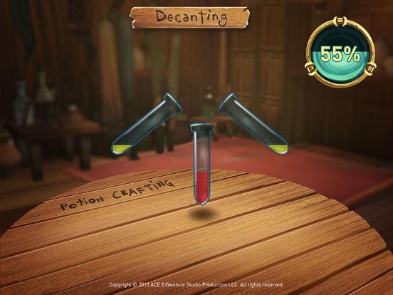 ChemCaper Screenshots