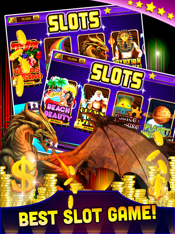 Free Las Vegas Casino Slots Machine Games - Spin for WIN Jackpot-ipad-0
