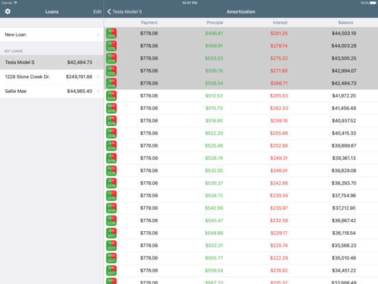Loans Lite: Personal Loan Assistant iPad Screenshot 2