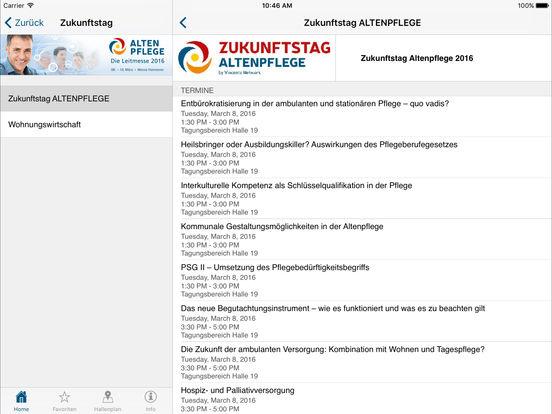 Altenpflege 2011 iPad Screenshot 4