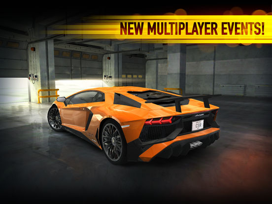 CSR Racing Screenshots