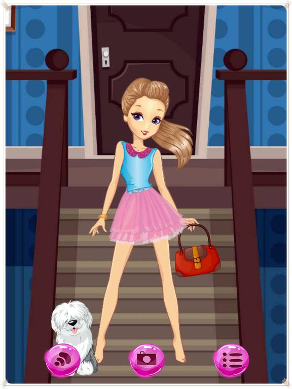 App Shopper Dress Up Make Over Star Girls Beauty Makeups Model Fashion Style Games Games