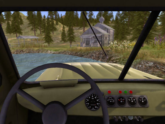 4x4 Russian SUVs Off-Road 2 Screenshot