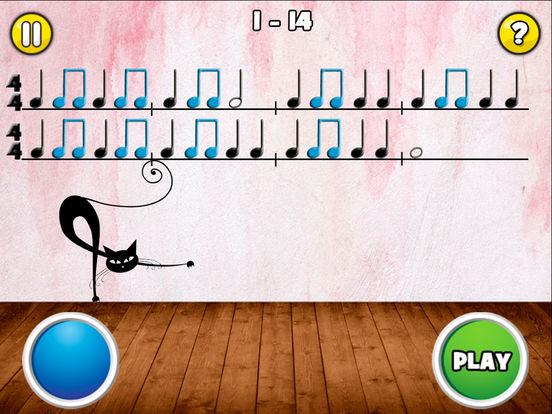 Скачать Rhythm Cat Pro HD - Узнайте о том, как читать ноты