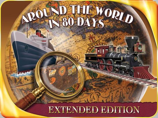 Вокруг света за 80 дней Пари – Extended Edition на iPad