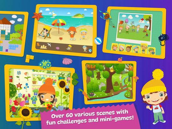 Boombons: play kids magazine - fun interactive educational games for childrenscreeshot 2