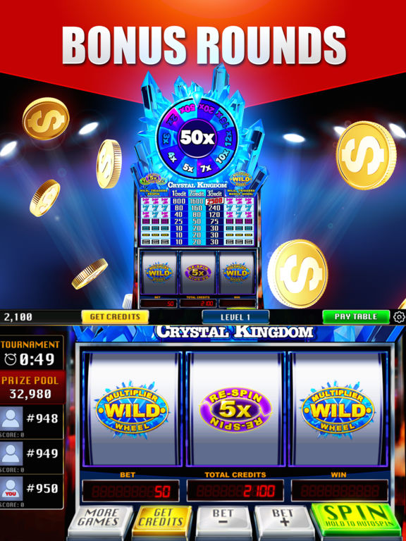Casino Slots - Play Casino Slots for Free or Real Money