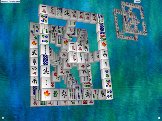Moonlight Mahjong iPad Screenshot 2