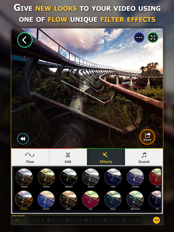 Flow Speed Control ● Professional Edition Screenshots