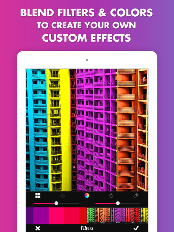 Photo Candy Editor - Create Art With Your Photos