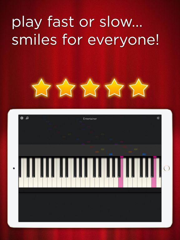 Tiny Piano - Free Songs to Play and Learn! screenshot