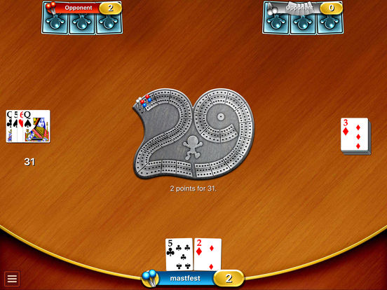 Cribbage Premium iPad Screenshot 5
