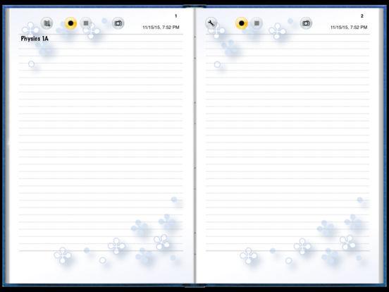 Notebook for iPad iPad Screenshot 2