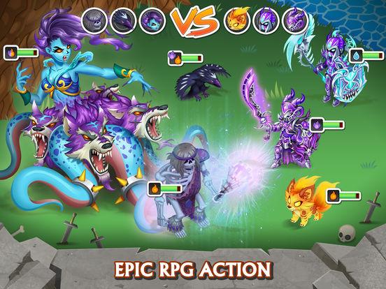 Knights & Dragons - Fantasy Role Playing Game Screenshots