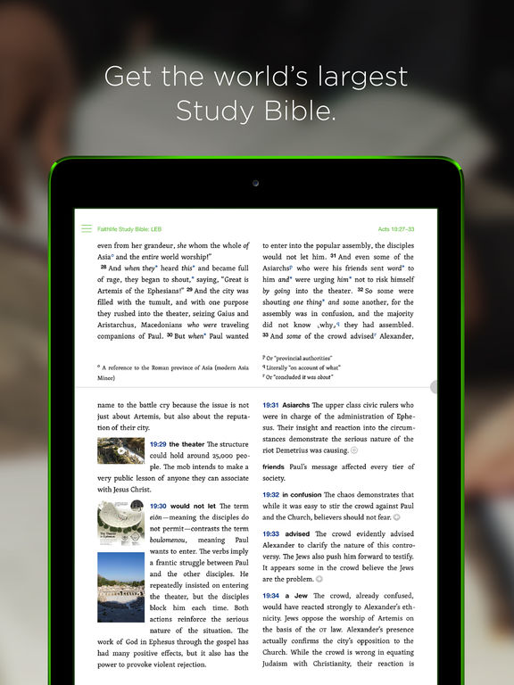 YouVersion Bible App + Audio, Daily Verse, Ad Free - Apps ...