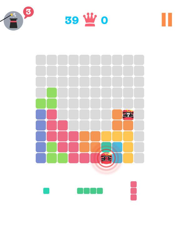Скачать Free to Fit: Color block puzzle logic stack dots