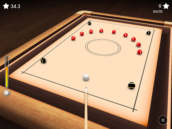 Crazy Pool 3D for iPad iPad Screenshot 2