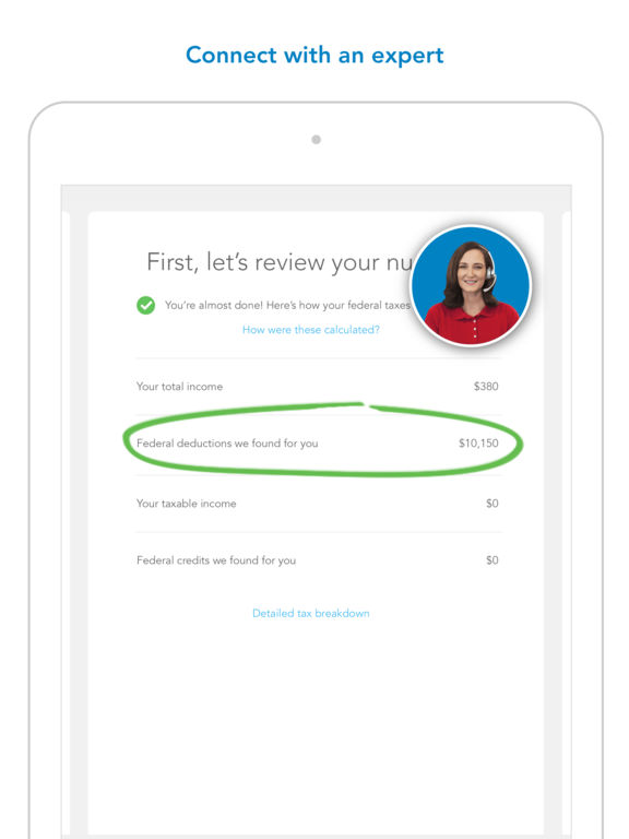 TurboTax Tax Preparation - Complete and efile your 2014 income taxes screenshot