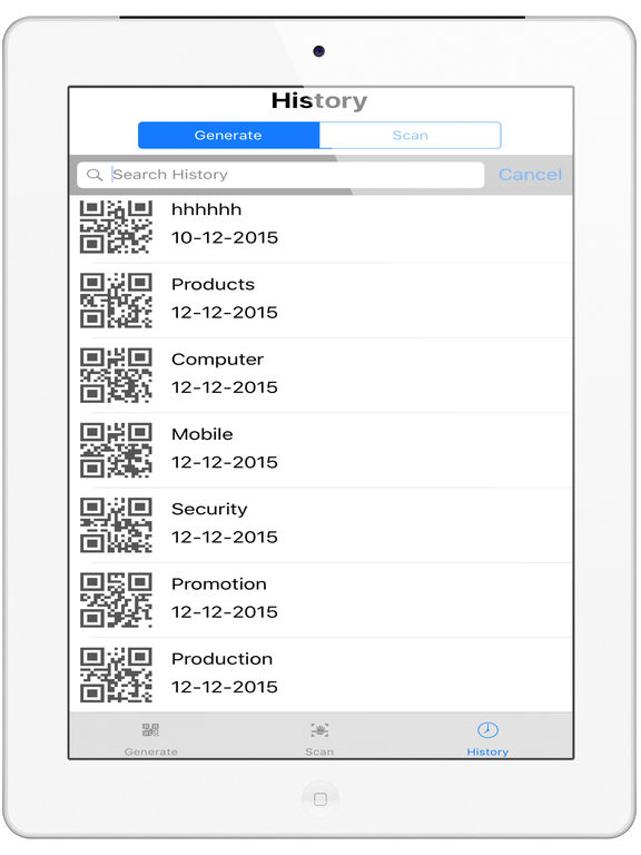 QR Kit Pro:Best Free app for Scan Solution Screenshots