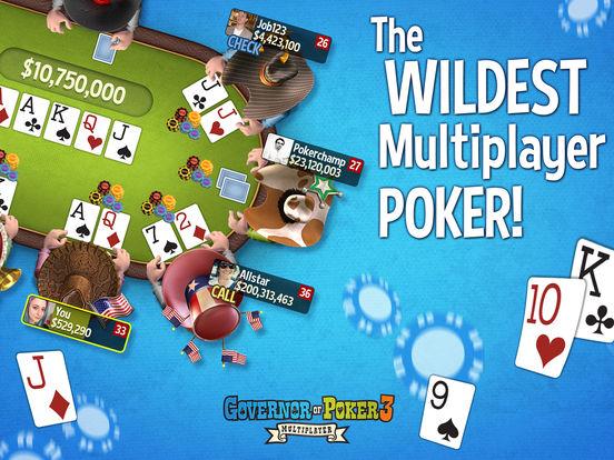 Governor of Poker 3 – Free Texas Holdem Poker screenshot