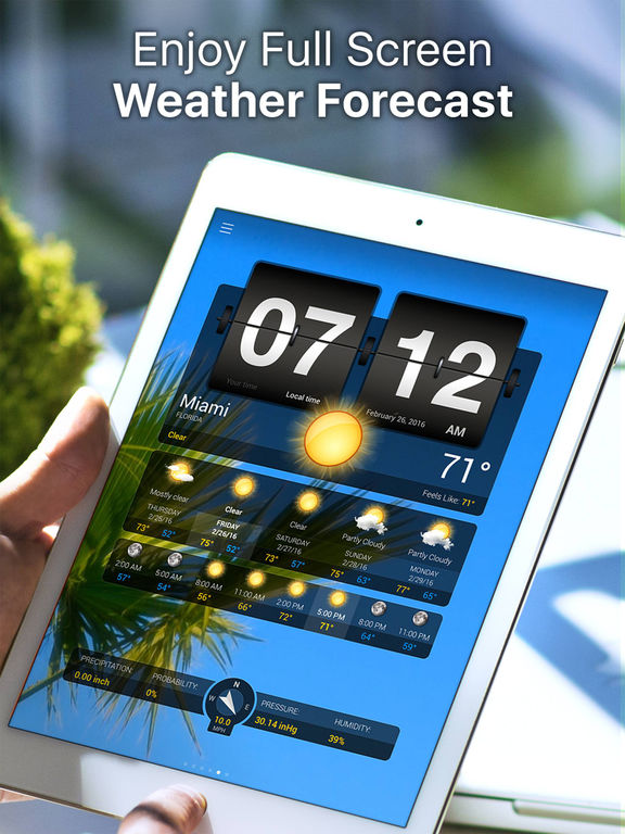 Weather plus screenshot 6