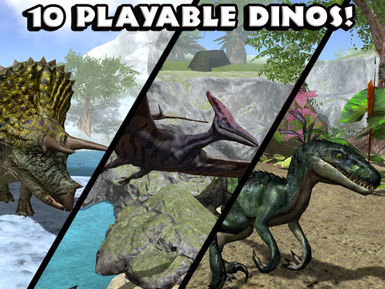 Ultimate Dinosaur Simulator Screenshots