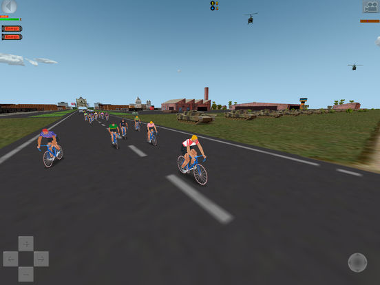 Ciclis 3D Lite iPad Screenshot 3