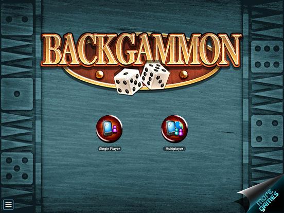 Backgammon HD iPad Screenshot 2