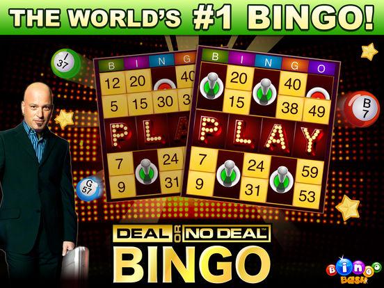 Screenshot 1 Bingo Bash™ HD: Wheel of Fortune ® Bingo + Slots