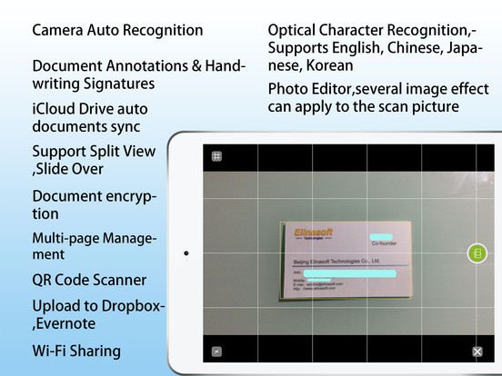 GoodScanner - PDF Scanner with OCR, Signature Screenshots