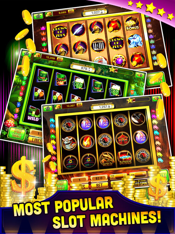 Free Las Vegas Casino Slots Machine Games - Spin for WIN Jackpot-ipad-2