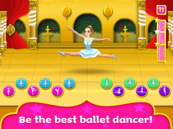 Ballet Dancer - Royal Competitionscreeshot 5