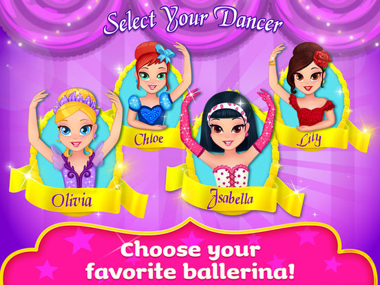 Ballet Dancer - Royal Competitionscreeshot 2