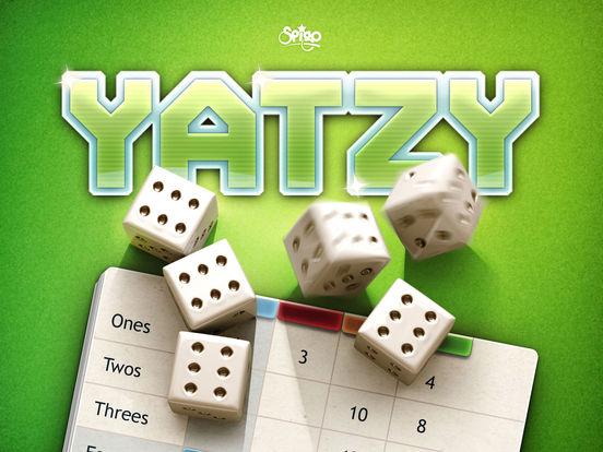 Yatzy iPad Screenshot 1