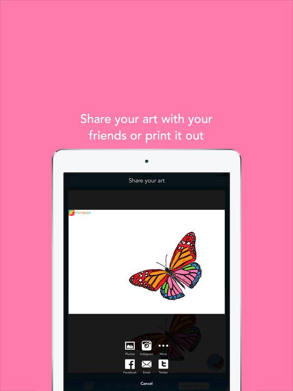 colorscape turn your photos into coloring pages apprecs