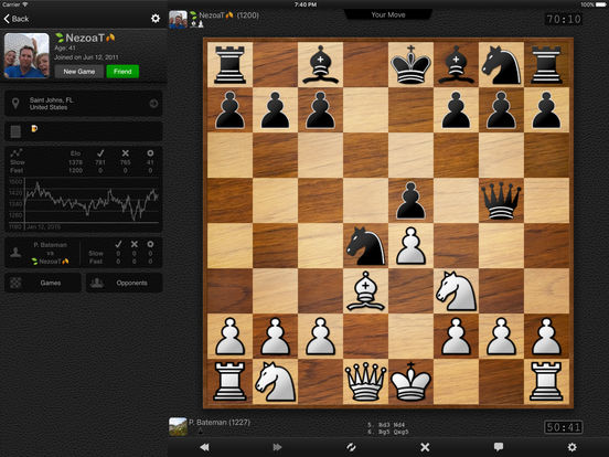 2 player chess ipad
