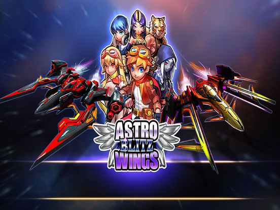 Astrowings Blitz! Screenshots