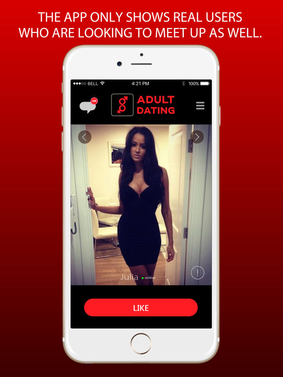 local hookup app iphone