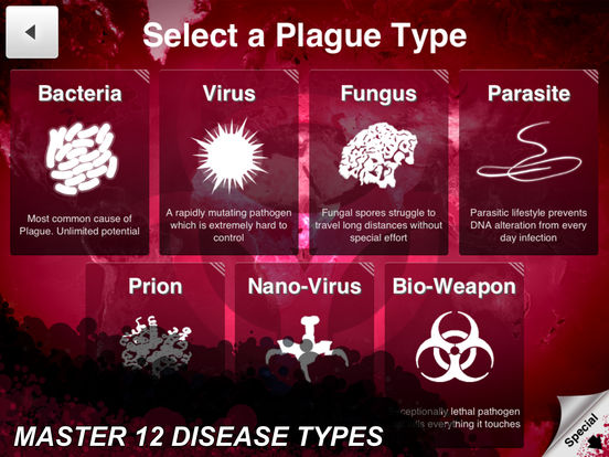 Screenshot #5 for Plague Inc.